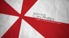 Guest Speaker: Cary Phillips