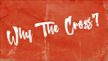 Palm Sunday: Why the Cross?