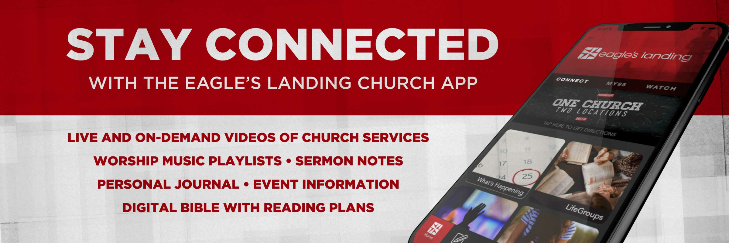 Mcdonough | Eagle's Landing First Baptist Church